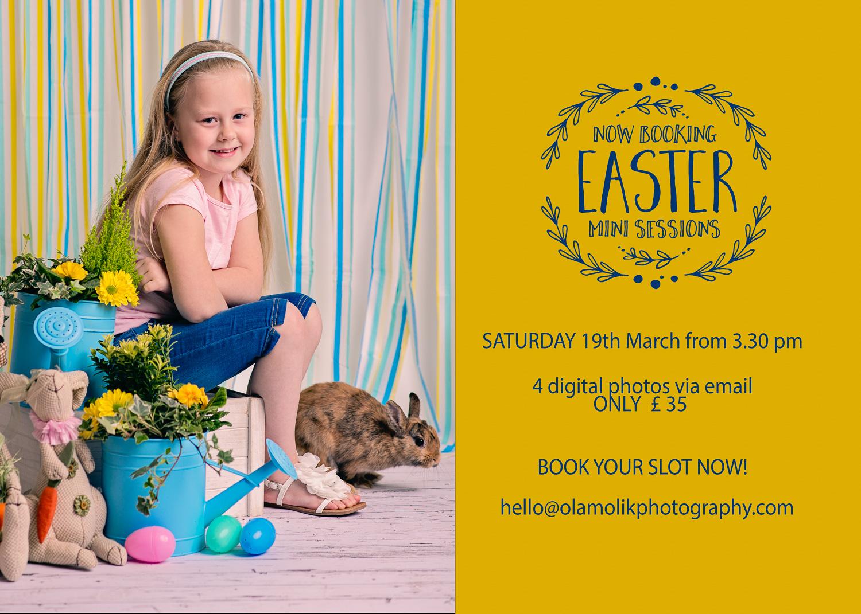 Easter Mini Photo Shoot Glasgow