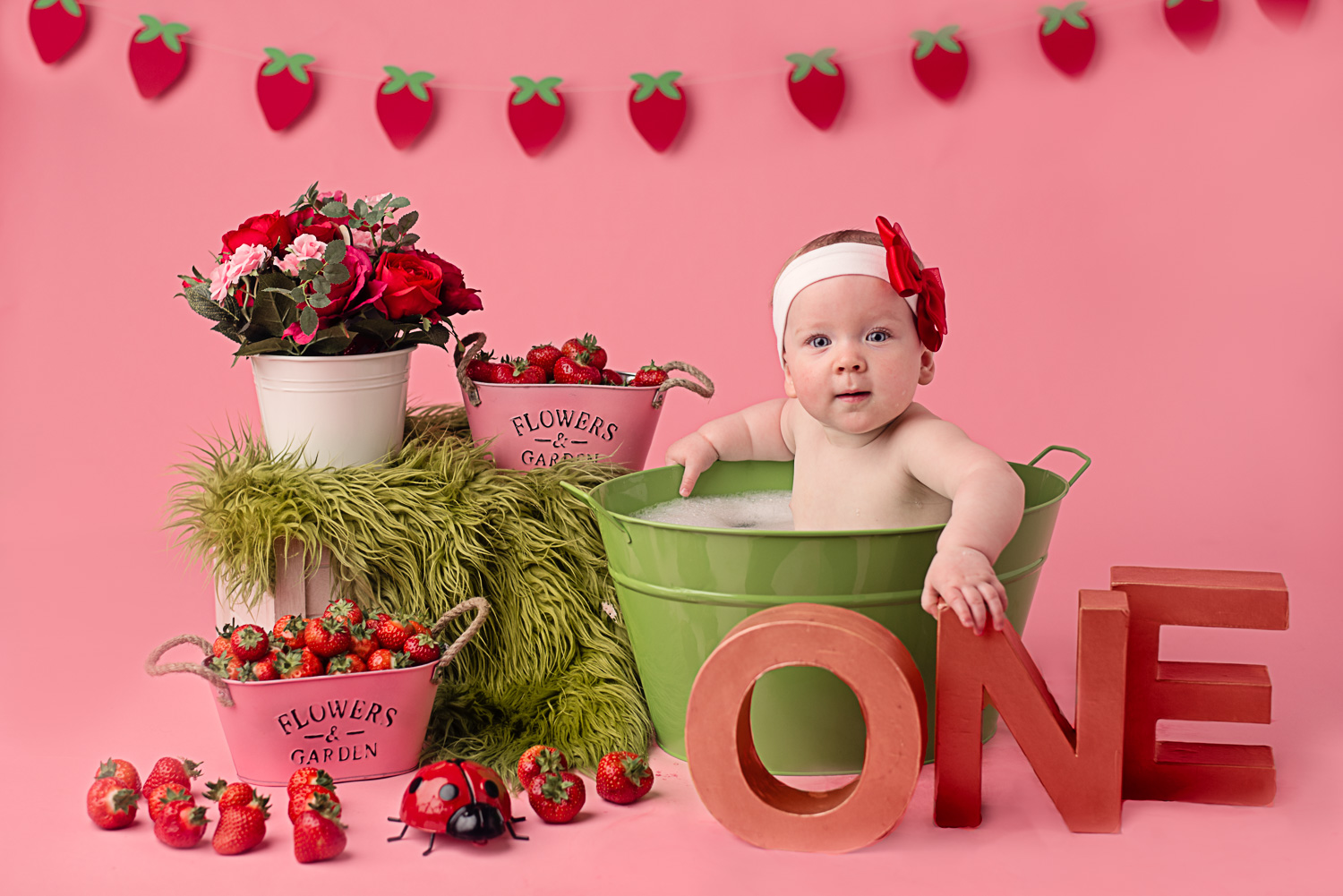 Newborn Photographer Glasgow Ola Molik Photography