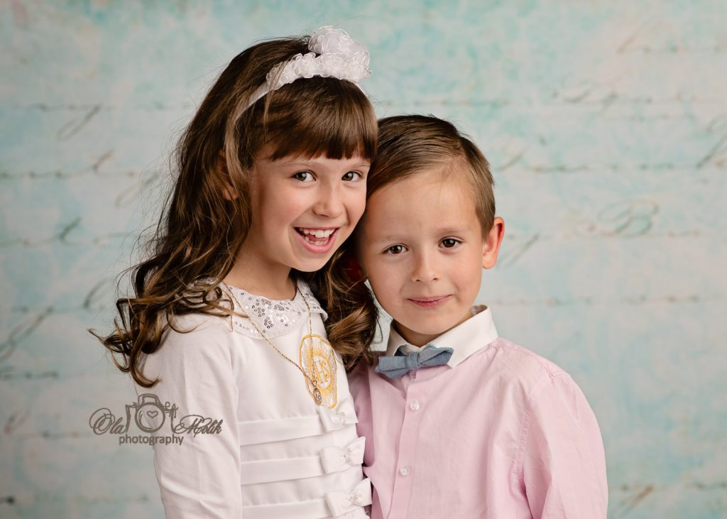 irst Communion Photography Glasgow
