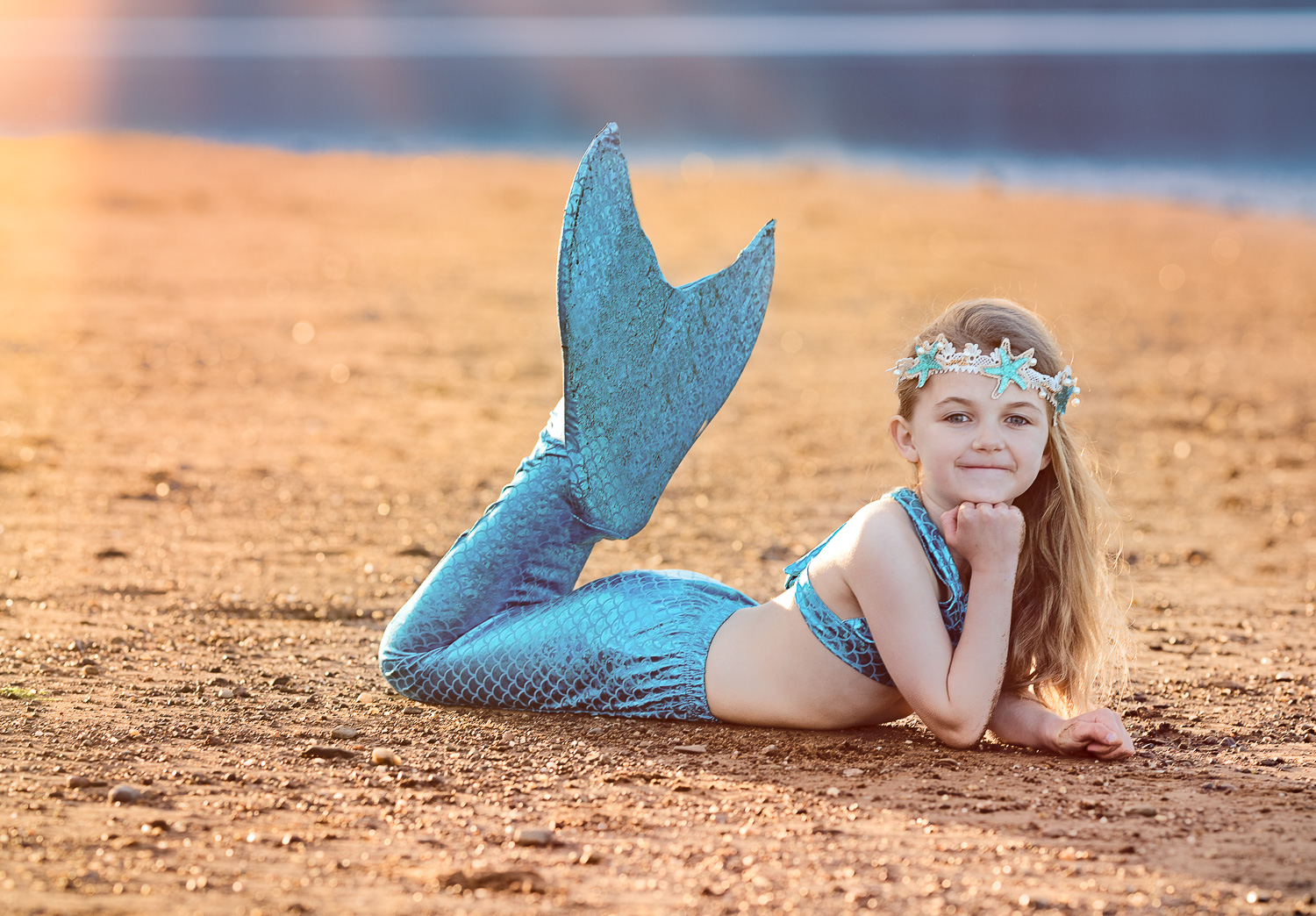 Mermaid Mini session Glasgow