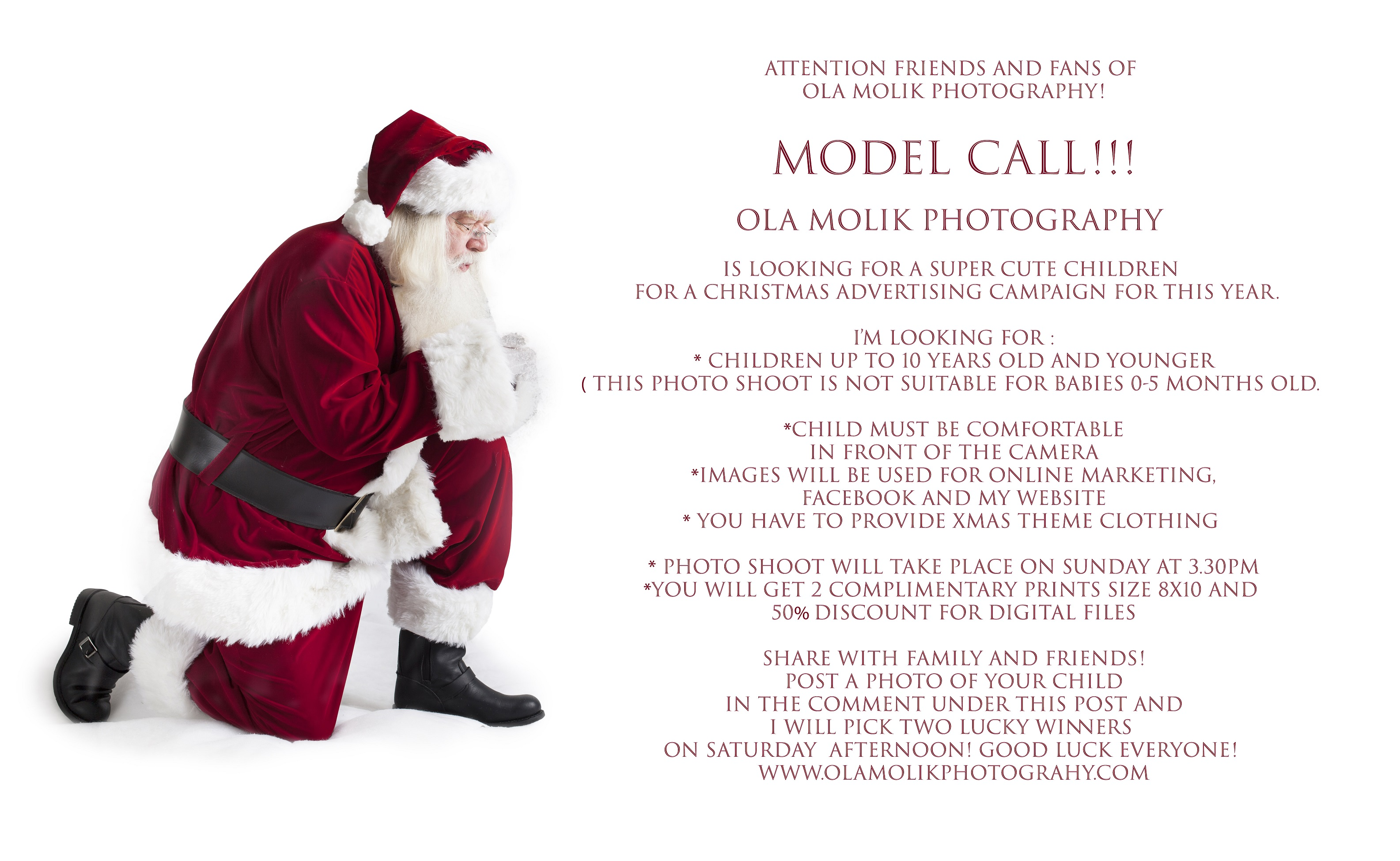 Baby Model call Glasgow