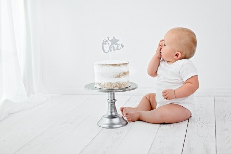 First Birthday photo shoot Glasgow